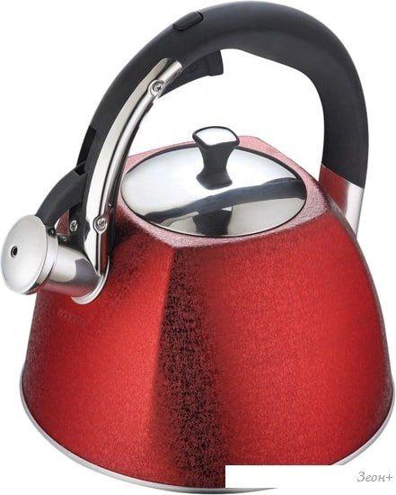Чайник со свистком Klausberg KB-7338