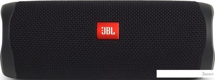 Беспроводная колонка JBL Flip 5 (черный)