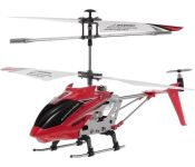 Вертолет Syma S107H (красный)