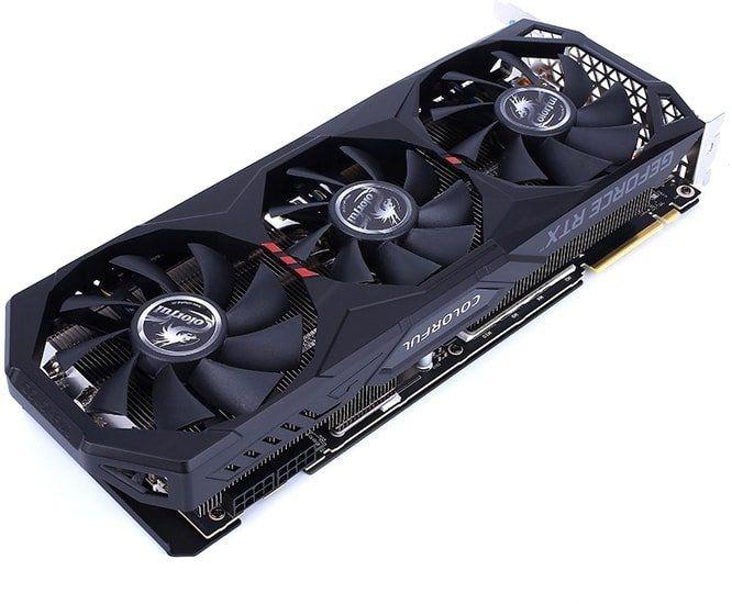 Видеокарта Colorful GeForce RTX 2080 Super 8G-V