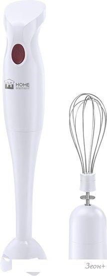Погружной блендер Home Element HE-KP823 (светлый рубин)