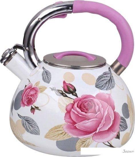 Чайник со свистком Чудесница ЭЧ-4003