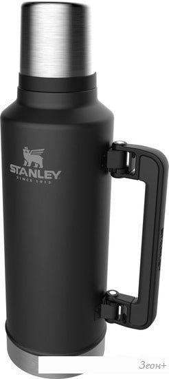 Термос Stanley Classic 1.9л 10-07934-004 (черный)