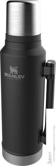 Термос Stanley Classic 1.4л 10-08265-002 (черный)