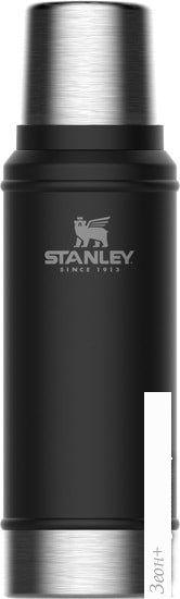 Термос Stanley Classic 0.75л 10-01612-028 (черный)