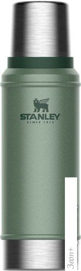 Термос Stanley Classic 0.75л 10-01612-027 (зеленый)
