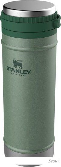 Термокружка Stanley Classic 0.47л 10-01855-014 (зеленый)