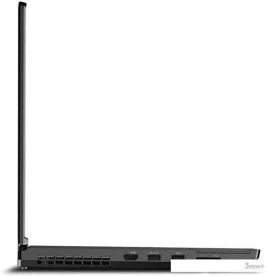 Ноутбук Lenovo ThinkPad P53 20QN004WRT