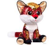 Мягкая игрушка Fancy Глазастик лисенок Опал 15 см GLN0UP