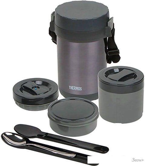 Термос для еды Thermos JBG-1800 1.8л (черный)