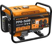 Бензиновый генератор Carver PPG-3600