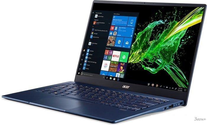 Ноутбук Acer Swift 5 SF514-54T-59VD NX.HHUER.004