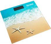 Напольные весы Аксинья ЯР-4204 Песчаный пляж