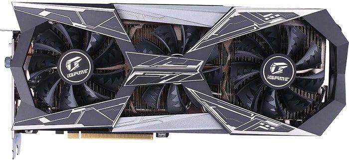 Видеокарта Colorful GeForce RTX 2060 Super Vulcan X OC-V 8GB GDDR6