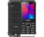 Мобильный телефон Strike P20 (черный)