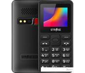 Мобильный телефон Strike S10 (черный)