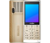 Мобильный телефон Strike M30 (золотистый)