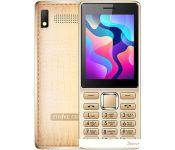 Мобильный телефон Strike F30 (золотистый)