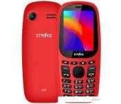 Мобильный телефон Strike A20 (красный)