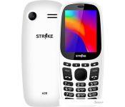 Мобильный телефон Strike A20 (белый)
