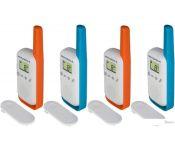 Портативная радиостанция Motorola Talkabout T42 Quad Pack