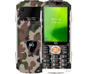 Мобильный телефон BQ-Mobile BQ-3586 Tank Max (камуфляж)