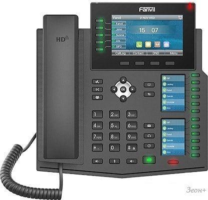 IP-телефон Fanvil X6U