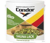 Лак Condor Sauna Lack (2.3 кг)