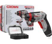 Шуруповерт Crown CT22024 MC (с АКБ)