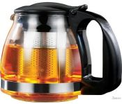 Заварочный чайник Lara LR06-19 (черный)