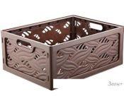 Корзина Berossi Flavia (шоколадный) АС23145000