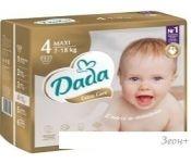 Подгузники Dada Extra Care 4 Maxi (33 шт)
