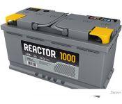 Автомобильный аккумулятор AKOM Реактор 6СТ-100e (100 А·ч)