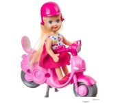 Кукла Bondibon OLY с мотороллером ВВ3989