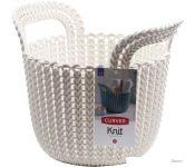Корзина Curver Knit XS (кремовый) 226385