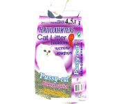 Наполнитель для туалета Pussy Cat комкующийся 10 л