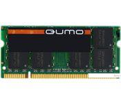 Оперативная память QUMO 2GB DDR2 SO-DIMM PC2-6400 (QUM2S-2G800T6)