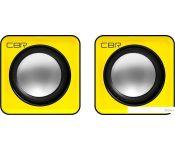 Акустика CBR CMS 90 (черный/желтый)