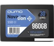 SSD QUMO Novation 3D TLC 960GB Q3DT-960GAEN