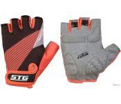 Перчатки STG Х87912 XL (черный/красный)