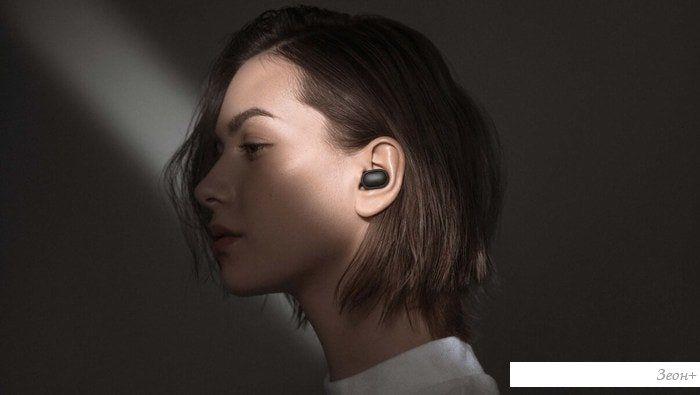 Наушники Xiaomi Mi True Wireless Earbuds Basic S TWSEJO5LS (международная версия)