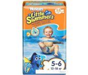 Подгузники Huggies Little Swimmers 5-6 (11 шт)