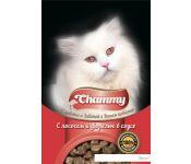 Консервированный корм для кошек Chammy с лососем и форелью в соусе 85 г