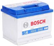 Автомобильный аккумулятор Bosch S4 006 (560127054) 60 А/ч