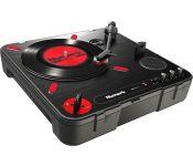 DJ виниловый проигрыватель Numark PT01 Scratch