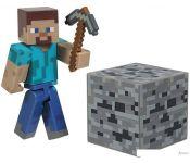Экшен-фигурка Minecraft Series 1: Steve Игрок 16501