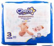 Подгузники Cheris M (26 шт)