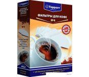Фильтр для кофе Topperr №4 3012