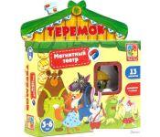 Магнитная доска Vladi Toys Магнитный театр Теремок VT3206-08