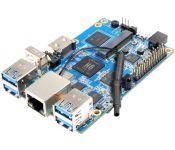 Одноплатный компьютер Orange pi 3 H6 2GB+8GB eMMC RD048